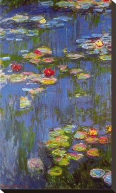 Water Lilies No. 3 Premium Poster