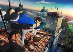 "Lupin III"" is another beloved classic that will have a new anime series this year. Description from moviepilot.com. I searched for this on bing.com/images"
