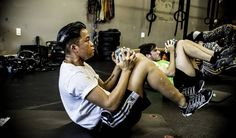 This LGBT Gym Helps Transgender Clients Shape Their Bodies to Match Their Identities