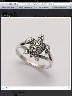 Turtle ring
