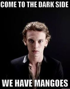 Jamie Campbell Bower as Jace Wayland Immortal Instruments, The Mortal Instruments, Serie Got, Gellert Grindelwald, Shadowhunters, Cassie Clare, Cassandra Clare Books, Jace Wayland, Jamie Campbell Bower