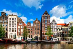 18 Places Every Woman Should Visit — By Herself #refinery29 http://www.refinery29.com/women-traveling-alone-destinations#slide-1 Amsterdam, The Netherlands While Amsterdam is largely known for its vices (legalized prostitution and drugs among them), the city is actually very safe for solo travelers. TripAdvisor lists it as one of the 25 safest cities in the world, and its vibrant nightlife actually means you'll rarely find yourself alone on a street at night. The city's many museums and…