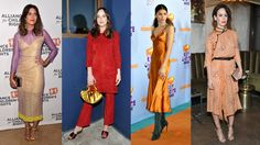Bright Pops of Color Ruled the Red Carpet This Week