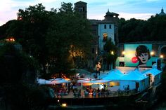 L'Isola del Cinema Outdoor Cinema isoladelcinema.com