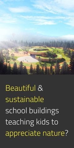 Can we teach kids to appreciate, love, and respect nature from an early age? This is a vision for a sustainable and modular educational building for the post-COVID era: the tree-house school. A building with connected outdoor and indoor spaces that strengthens our relationship with nature and makes sustainability part of the educational experience. #NewEuropeanBauhaus #EUGreenDeal #ArchitectureLovers 📸 Tree-House School / © Valentino Gareri
