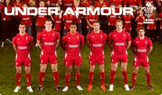 2013/2015 Wales Rugby Kit now available at ShopRugby.com #WRU #WalesRugby #Rugby
