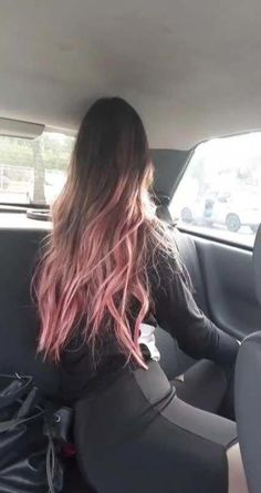 71 most popular ideas for blonde ombre hair color - Hairstyles Trends Pink Ombre Hair, Silver Blonde Hair, Brown Ombre Hair, Brown And Pink Hair, Brown To Pink Ombre, Brown Hair With Pink Highlights, Blonde Brunette, Cabelo Rose Gold, Dye My Hair