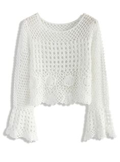 Summer's top trend: crochet Chicwish $69.86 http://en.louloumagazine.com/fashion/fashion-trends/summers-top-trend-crochet/image/13// Tendance best-seller de l'été: le crochet Chicwish 69,86 $ http://fr.louloumagazine.com/mode/tendances-mode/tendance-best-seller-de-lete-le-crochet/image/13/