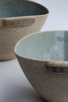 Ceramic bowl for salad hot or cold dish by OritCreativeWorkshop
