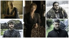 """Who will end up sitting on the Iron Throne? A look at the major players. - The Washington Post"""
