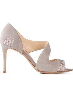 ALEXANDRE BIRMAN Stiletto Sandals. #alexandrebirman #shoes #sandals