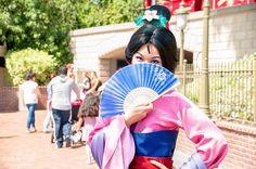 Mulan, via Flickr.