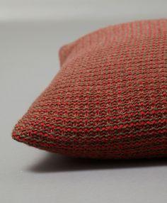 Solway Cushion - ESK cashmere