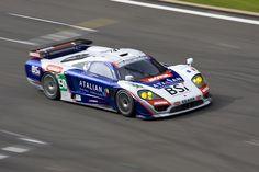 sportsetcopines:  Saleen S7-R GT1 de richard_crawford