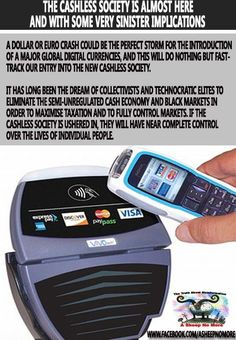 Cashless society is fast approaching and with it, ushering in total tyranny.  People should get mad if their dollars are stolen from them! Won't be a fair exchange I assure you!