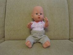 Onesies, Knitting, Girl Dolls, Clothes, Outfits, Clothing, Tricot, Breien, Kleding