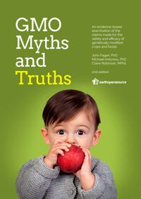 GMO MYTHS AND TRUTHS. The long awaited 2nd Edition of the GMO Myths  Truths Report is HERE! Show it to your legislators, doctors, family, friends,  neighbors.  http://earthopensource.org/index.php/reports/gmo-myths-and-truths