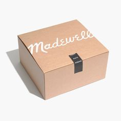 Cozy Gift Box : GIFT & HOME | Madewell