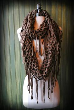 100 Unique Crochet Scarves — Crochet Concupiscence