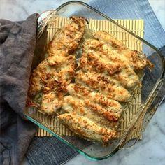 Parmesan Dijon Chick