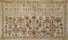 SAMPLER Grietje Amelings 1783