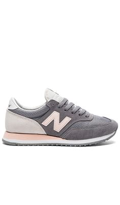 New Balance Athleisure x NB Sneaker in Grey on ShopStyle