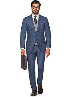 Suit_Blue_Herringbone_Lazio_P4706I