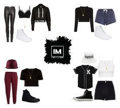 1MILLION DANCE STUDIO #2 by kariina-sykes on Polyvore featuring moda, Topshop, River Island, Ted Baker, Maison Margiela, New Look, Converse, Vans and Kate Spade