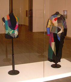 Billedresultat for bal bullier sonia delaunay Sonia Delaunay, Piet Mondrian, Klimt, Matisse, Vintage Handkerchiefs, Quilts, Painting, Art, Fashion