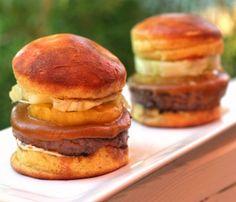 seattle style burger recipes | Blogger Burgercraft: Salty Seattle's Heston Blumenthal-inspired Burger