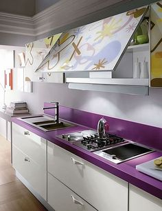 kareem rashid design images | design 03 furnime » Striking Crystal kitchen Designs by Karim Rashid ...