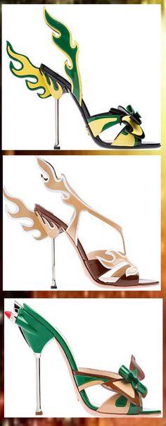 Prada 2012 Spring Shoe Collection 3
