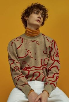 looks so comfy #MensFashionEditorial
