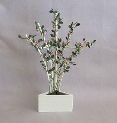 Garden Trellis Lavender Roses by PixiePacket on Etsy, $23.00
