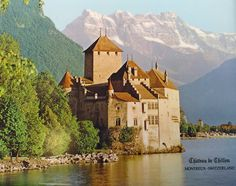 Castelo de Chillon, Suiça