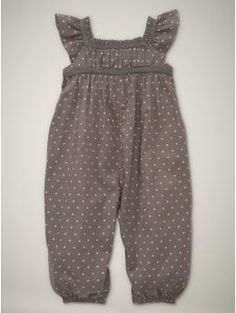 Adrienne, please shop @ baby gap soon.  maybe buy this.. add a cardigan for fall baby... love you!