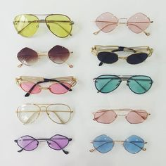 sunnies collection