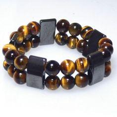 Mens Hematite bracelet