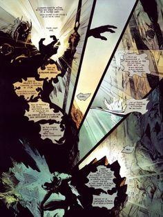 "Alex Alice ""Siegfried"", Panini comics | Interni"
