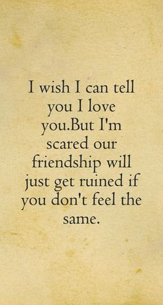 the secret love quotes