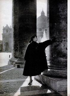 ROME  CINEMA Rome - By S.Visconti 1950