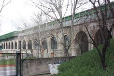 Publicamos el Viaducto de los quince ojos que tu gran relevancia durante la Guerra Civil Española.