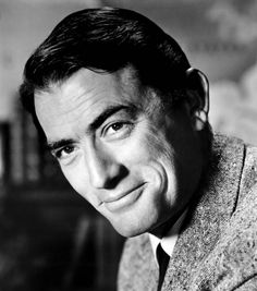 Gregory Peck memorabilia and collectibles. Shop for signed photos, autographs and other autographed items related to Gregory Peck. Hollywood Actor, Hollywood Stars, Classic Hollywood, Old Hollywood, Hollywood Photo, Hollywood Glamour, Classic Movie Stars, Classic Movies, Classic Man