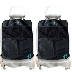 Car Seat Ultimate Kick Mats (2 pack) to Protect Your Car Waterproof Protecto... #KangoKids