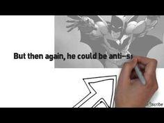 Intro to Media Psychology through Batman