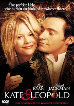 Rent Kate & Leopold starring Meg Ryan and Hugh Jackman on DVD and Blu-ray. Get unlimited DVD Movies & TV Shows delivered to your door with no late fees, ever. Hugh Jackman, Beau Film, Chick Flicks, See Movie, Movie Tv, Movie List, Old Movies, Great Movies, Travel Movies