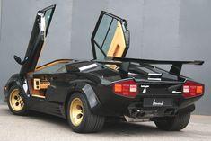 1988 Lamborghini Countach - 5000 S | Classic Driver Market
