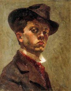 Raoul Dufy – Self-portrait, 1899