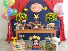 Festa Infantil Show da Luna
