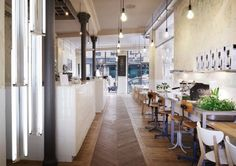 Cafe coutume cut architectures foto david foessel 3